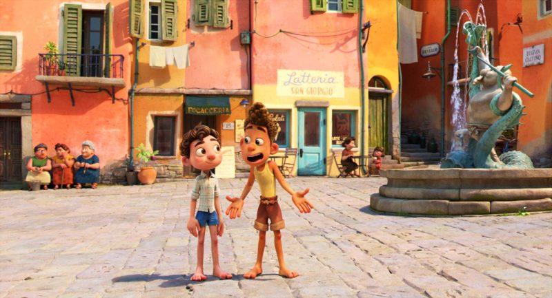 Photo of [Disney+] Luca: Pixar celebra la tolerancia y la belleza de Liguria