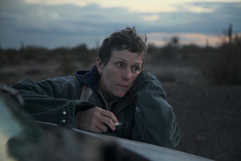 Nomadland Photo Frances McDormand