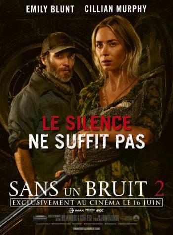 Sans Un Bruit 2 affiche