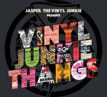 Jasper The Vinyl Junkie - Vinyl Junkie Thangs