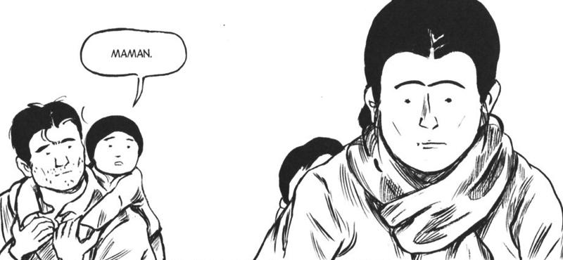 L'Attente – Keum Suk Gendry-Kim