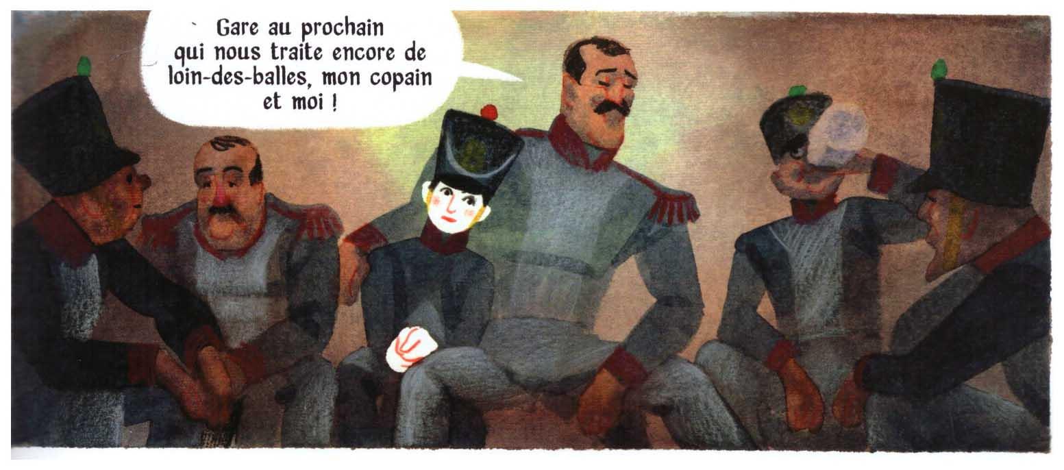 Le Tambour de la Moskova - Simon Spruyt