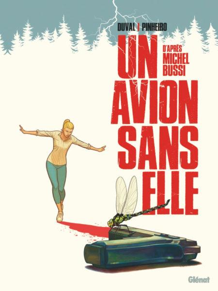 Un avion sans elle - Nicolaï Pinheiro, Fred Duval, d'après Michel Bussi