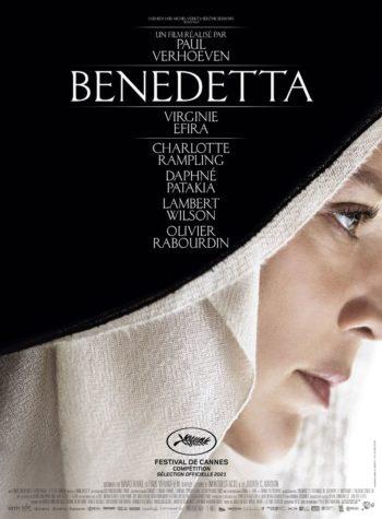 Benedetta affiche