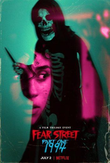 Fear Street affiche