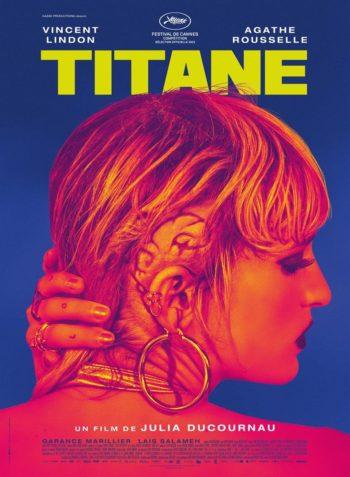 Titane affiche