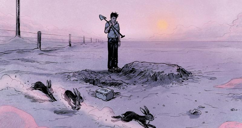 Jours de sable – Aimée de Jongh
