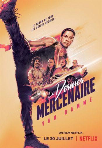 Le Dernier Mercenaire affiche