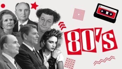 La Folie des Années 80 Médias Francophones Publics