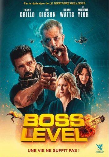Boss Level affiche