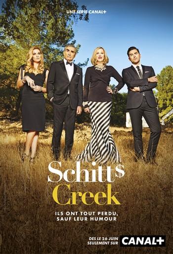 Bienvenue à Schitt's Creek affiche