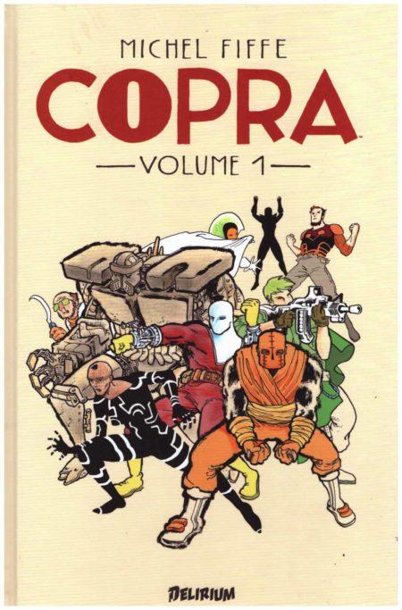 Copra - Michel Fiffe