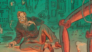 Blake et Mortimer – Hors-série – La Fiancée du Dr Septimus