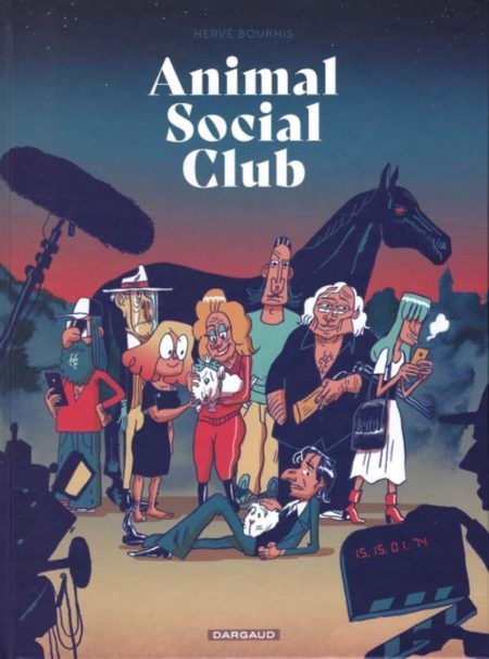 Animal Social Club - Hervé Bourhis